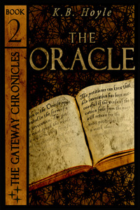 The Oracle (The Gateway Chronicles, #2)
