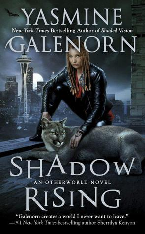 Shadow Rising by Yasmine Galenorn - My Review