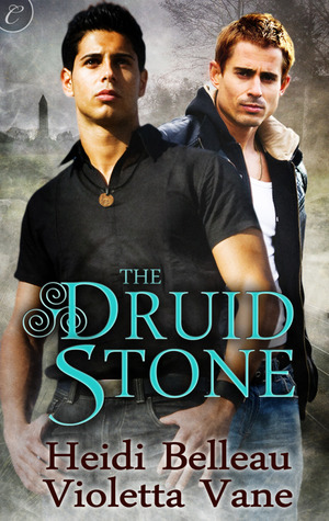 The Druid Stone by Heidi Belleau