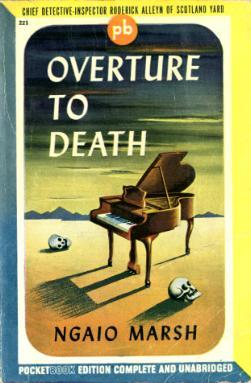 Ebook Overture To Death by Ngaio Marsh read!