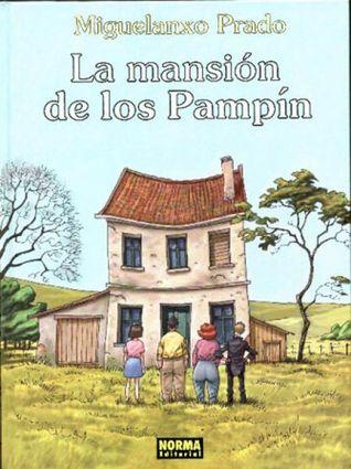 La mansion de los Pampin by Miguelanxo Prado