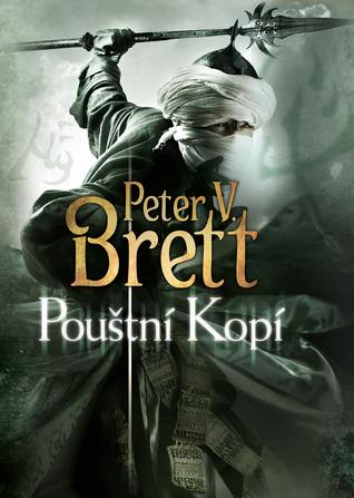Pouštní kopí by Peter V. Brett