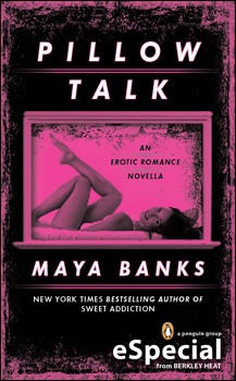 Pillow talk by maya banks fandeluxe
