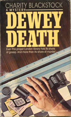 Dewey Death by Charity Blackstock