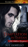 Temptation in Tartan (Highland Vampires, #2)