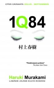 1Q84 Otrā grāmata