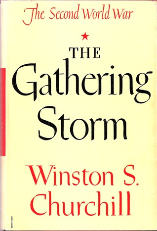 Image result for churchill the gathering storm
