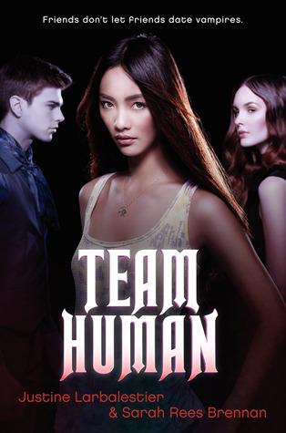Team Human by Justine Larbalestier