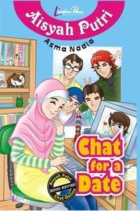 Hasil gambar untuk Novel Chat for a Date – Asma Nadia