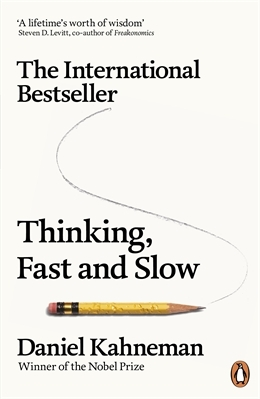 Thinking, Fast and Slow por Daniel Kahneman