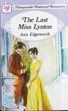 The Last Miss Lynton