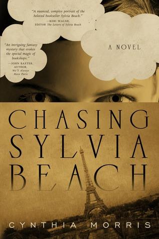 Chasing Sylvia Beach by Cynthia  Morris