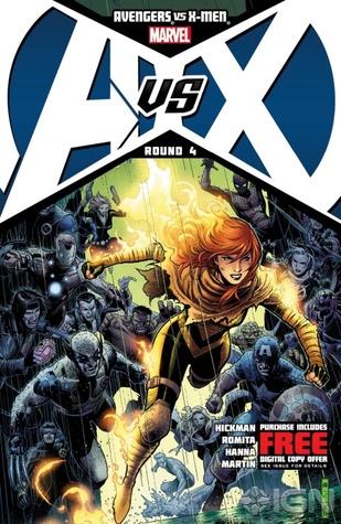Avengers vs X-men Round 4 by Jonathan Hickman