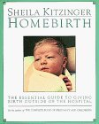 Homebirth by Sheila Kitzinger