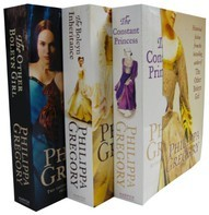 Philippa Gregory Box Set - Constant Princess, The Other Boleyn Girl, Boleyn Inheritance