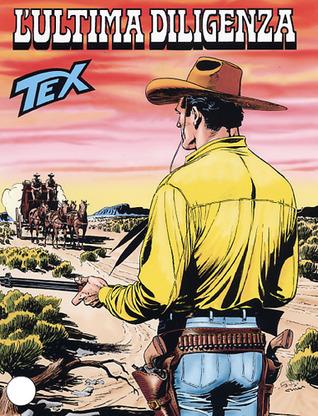 Tex n. 546: L'ultima diligenza