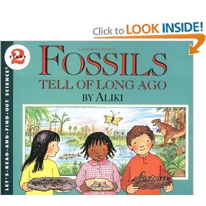 Fossils Tell of Long Ago by Aliki