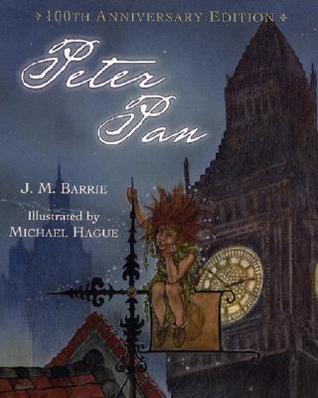 peter pan by j m barrie 34268