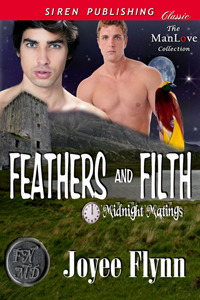Ebook Feathers and Filth by Joyee Flynn read!