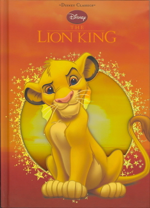 The Lion King by Parragon Publishing