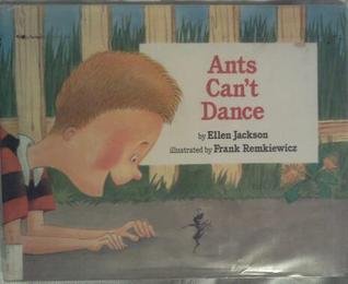 Ants Can't Dance
