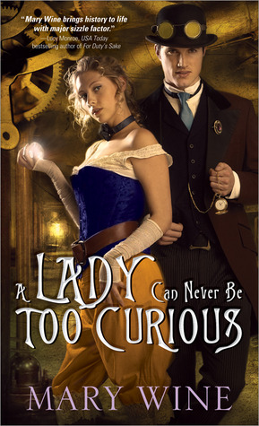 A Lady Can Never Be Too Curious (Steam Guardians, #1)