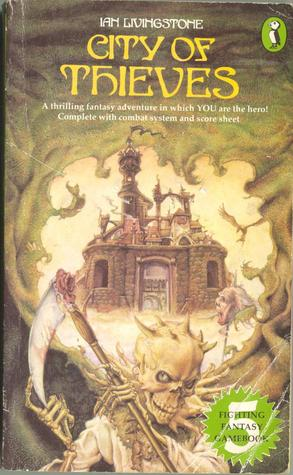 Fighting Fantasy Collection by Steve Jackson and Ian Livingstone