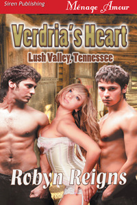 Verdria's Heart by Robyn Reigns