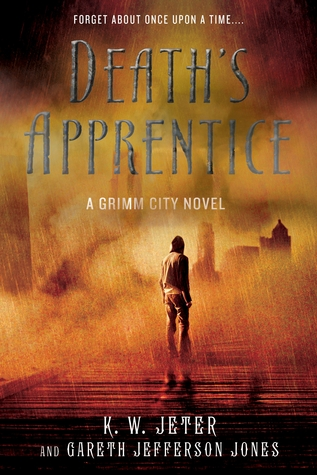 Death's Apprentice (Grimm City, #1)