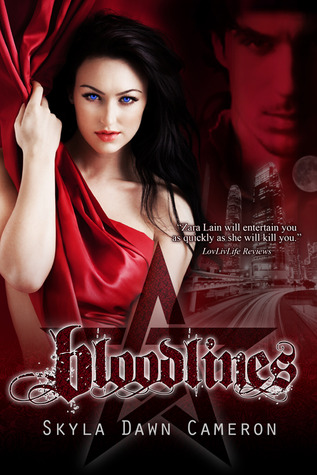 Bloodlines by Skyla Dawn Cameron