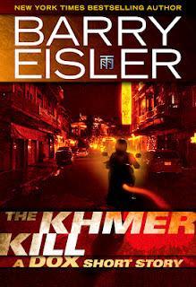 The Khmer Kill by Barry Eisler