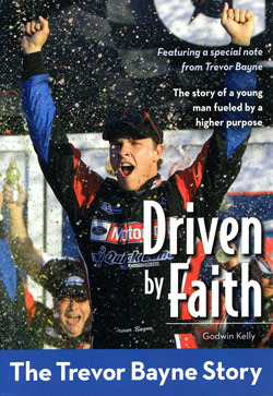 Driven By Faith by Godwin Kelly
