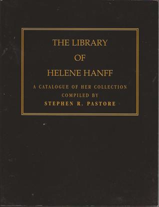 The Library of Helene Hanff