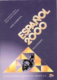 Nuevo Español 2000: Nivel Elemental. Solucionario