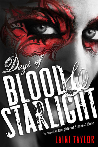 Ebook Days of Blood & Starlight by Laini Taylor PDF!