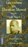 Les Carnets de Théodore Monod