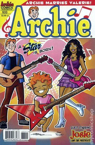 Archie #633 by Dan Parent
