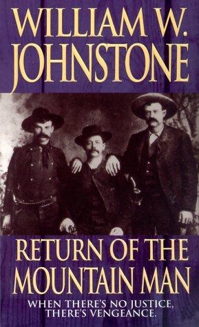 Return of the Mountain Man(Mountain Man 2)