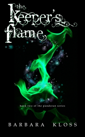 The Keeper's Flame by Barbara Kloss