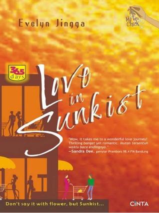 Hasil gambar untuk Novel Love in sunkist