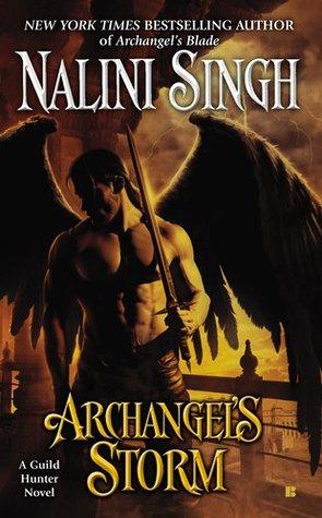 Archangels Storm(Guild Hunter 5)