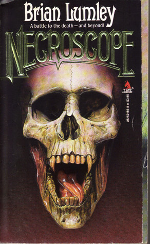 Necroscope by Brian Lumley