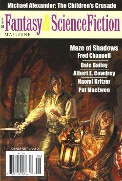 Fantasy & Science Fiction, May/June 2012 by Gordon Van Gelder