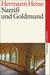 Narziss Und Goldmund: Erzählung