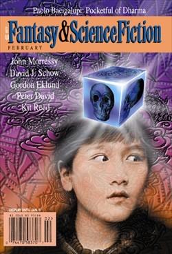 Fantasy & Science Fiction, February 1999 (The Magazine of Fantasy & Science Fiction, #570)