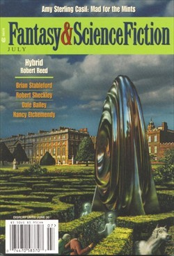 Fantasy & Science Fiction, July 2000 (The Magazine of Fantasy & Science Fiction, #586)