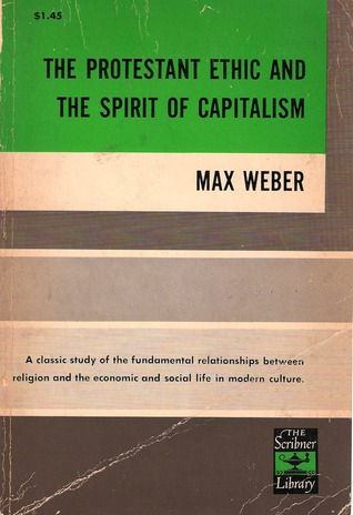 Ebook The Protestant Ethic and the Spirit of Capitalism by Max Weber TXT!