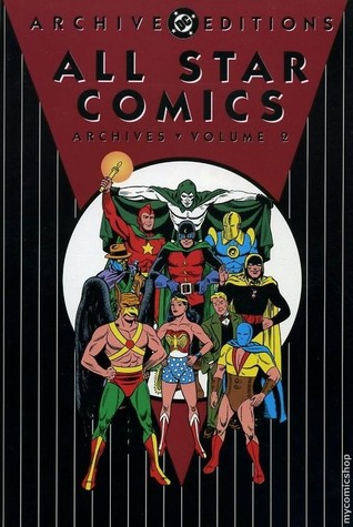 Descargar All star comics archives, vol. 2 epub gratis online Gardner F. Fox