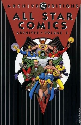 All Star Comics Archives, Vol. 3