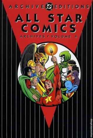 All Star Comics Archives, Vol. 4